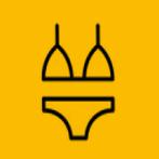 AreaX-BADKLEDING-verhuur-Roermond-geel